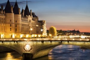 Immersive Things to do in Paris by Night
